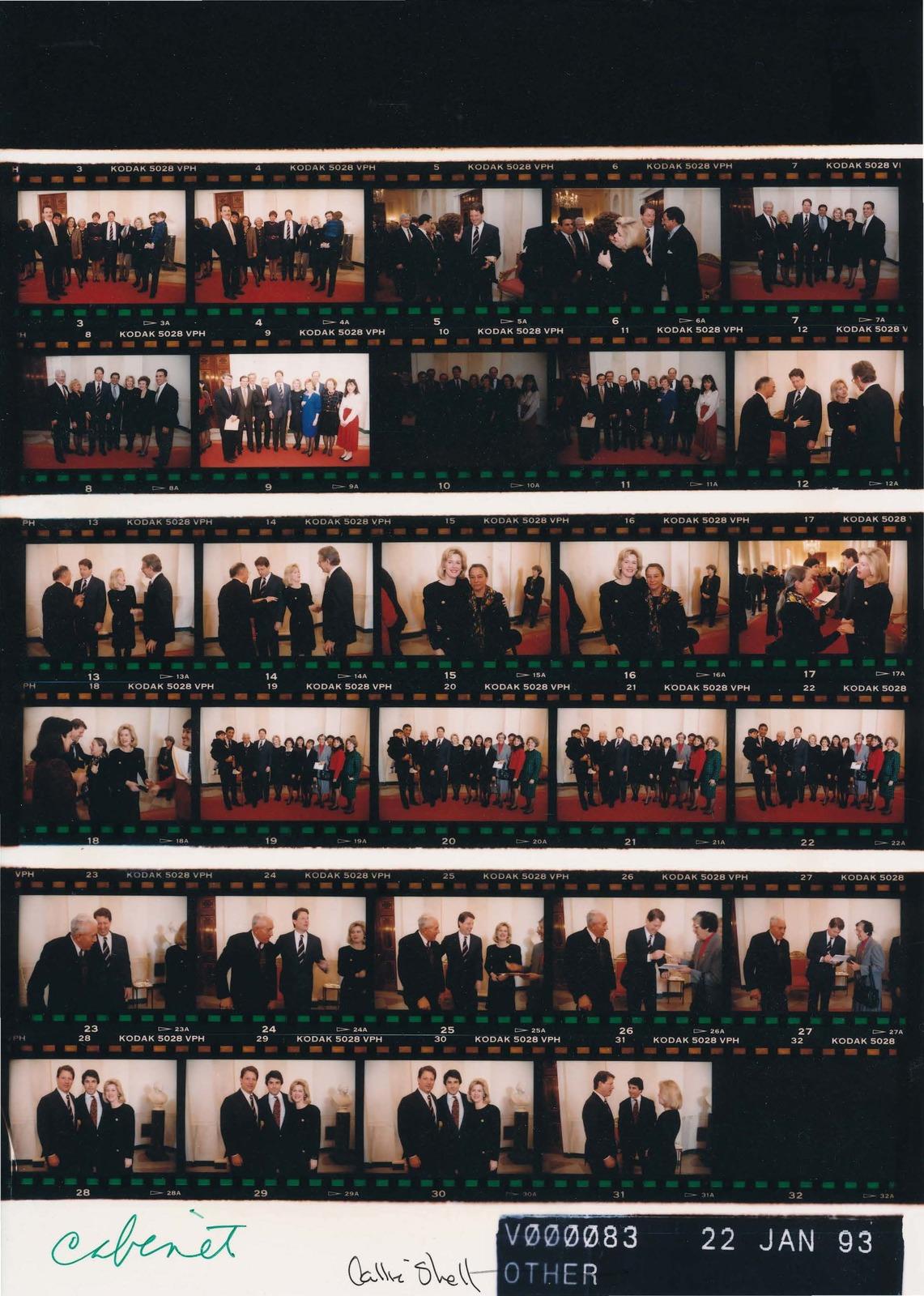 V000083, January 21, 1993