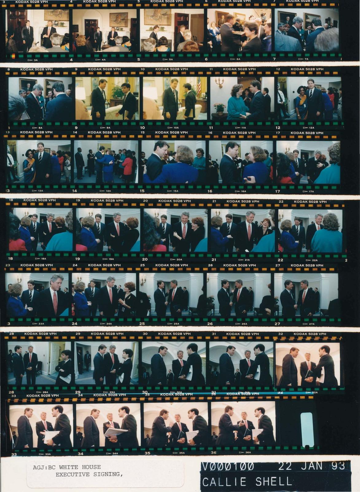 V000100, January 22, 1993
