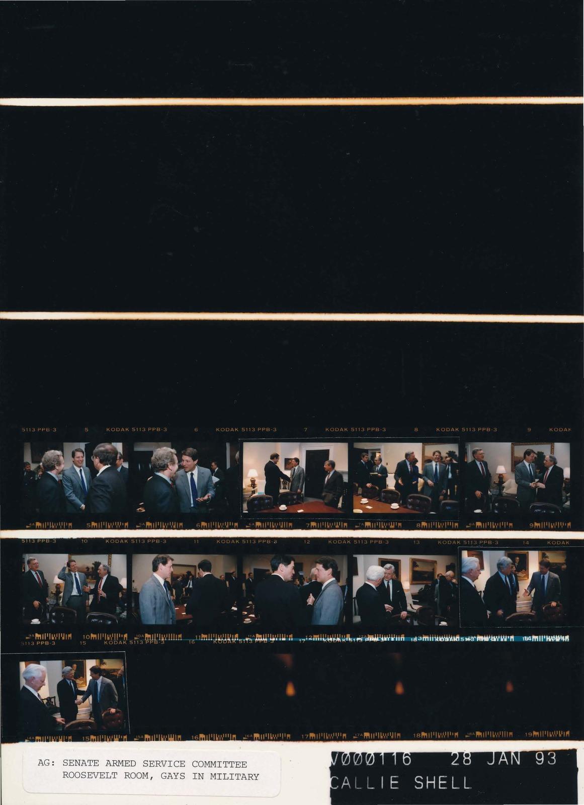 V000116, January 28, 1993
