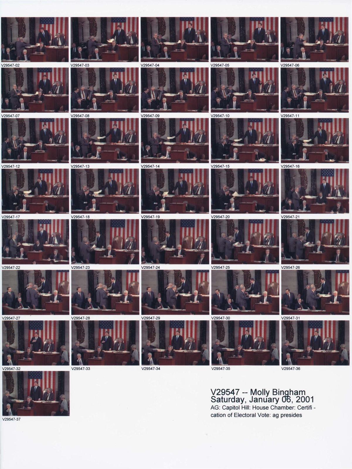 V29547, January 6, 2001