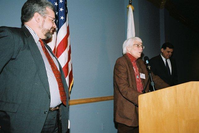 Secretary Mel Martinez at National Low Income Housing Meeting