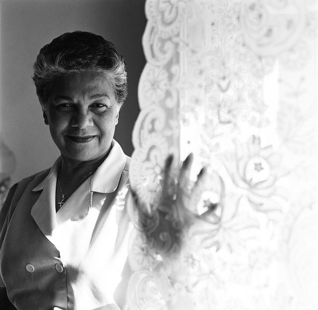 Portrait of Ivaniz Moraes Silva, White House Residence Housekeeper