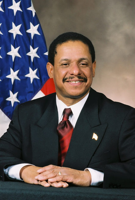 Frederick Douglas, Jr., Official Portrait - Official portrait sitting for Frederick Douglas, Jr., Deputy Assistant Secretary for Single Family Housing