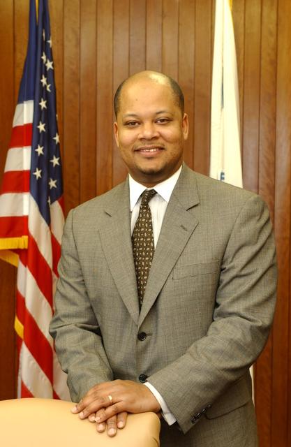 Rob Woodson Jr., Official Portrait