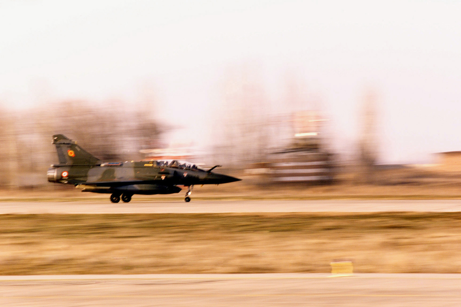 A French Air Force Mirage 2000, Escadre de Chasse (EC) (Fighter Wing