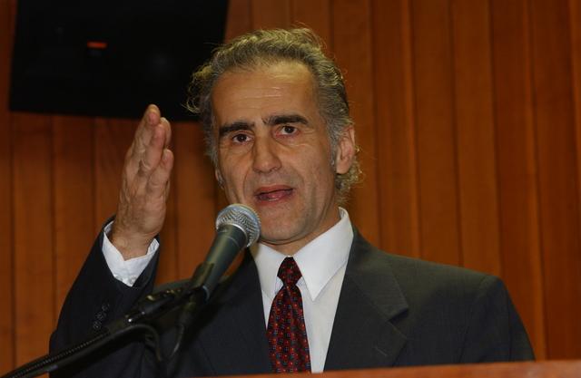 Philip Mangano Swearing-in Ceremony