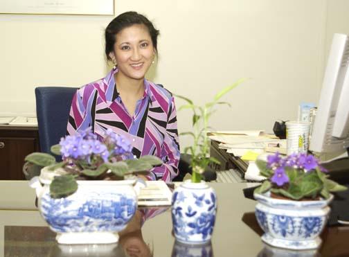 Secretary Mel Martinez with Orlando Regional Realtors Association delegation