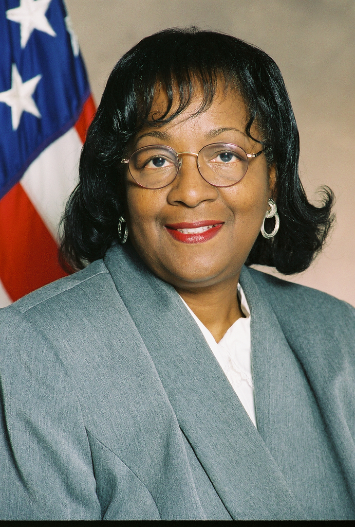 Carolyn Peoples, Official Portrait - Official portrait sitting for Carolyn Peoples, Assistant Secretary for Fair Housing and Equal Opportunity