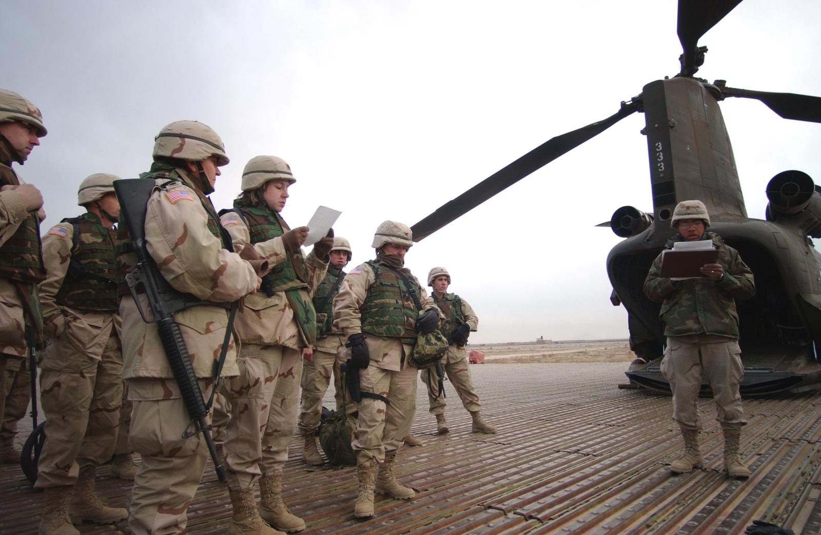 US Air Force (USAF) Major (MAJ) Darrell Small, 48th Combat Support Hospital, Bagram Air Base (AB),