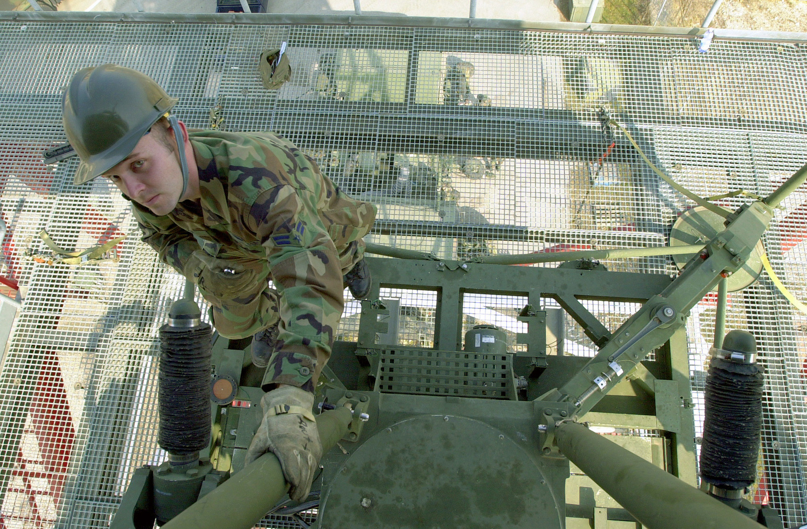 ground radar systems air force