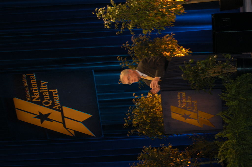 [Assignment: NIST_2003_2160_1] National Institute of Standards and Technology - QUEST EXCELLENCE CONFERENCE BALDRIGE AWARDS [40_CFD_NIST_2003_2160_1_DSC_0312.JPG]
