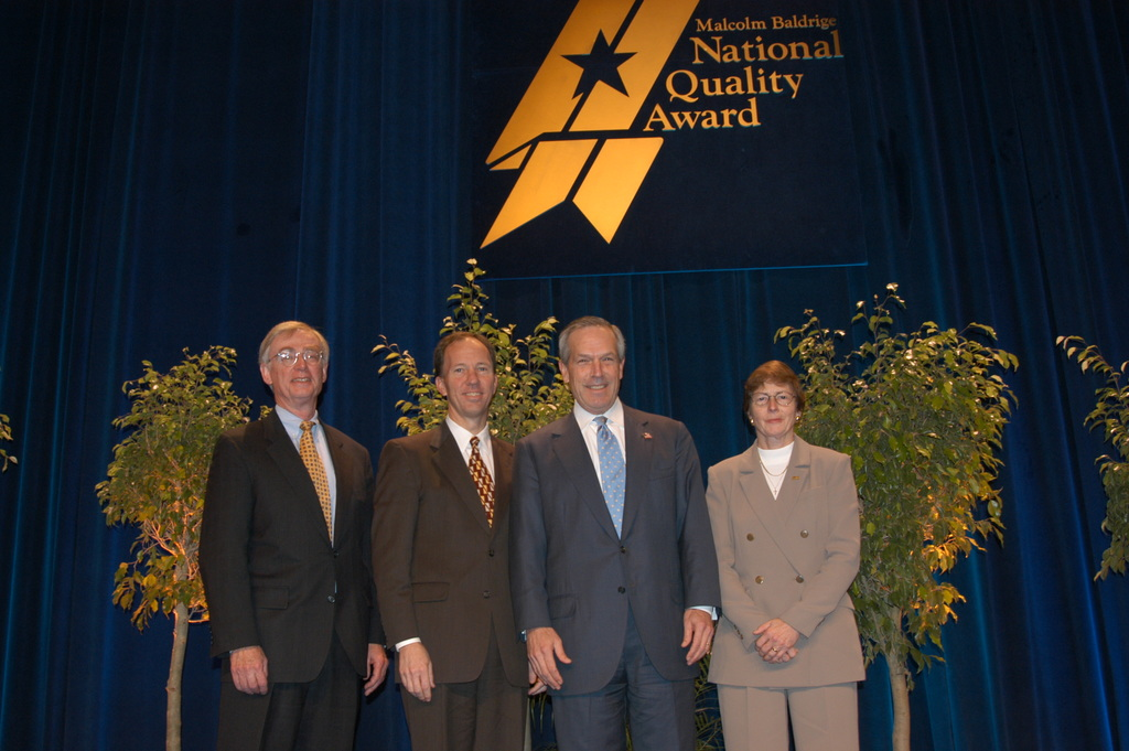 [Assignment: NIST_2003_2160_1] National Institute of Standards and Technology - QUEST EXCELLENCE CONFERENCE BALDRIGE AWARDS [40_CFD_NIST_2003_2160_1_DSC_0375.JPG]