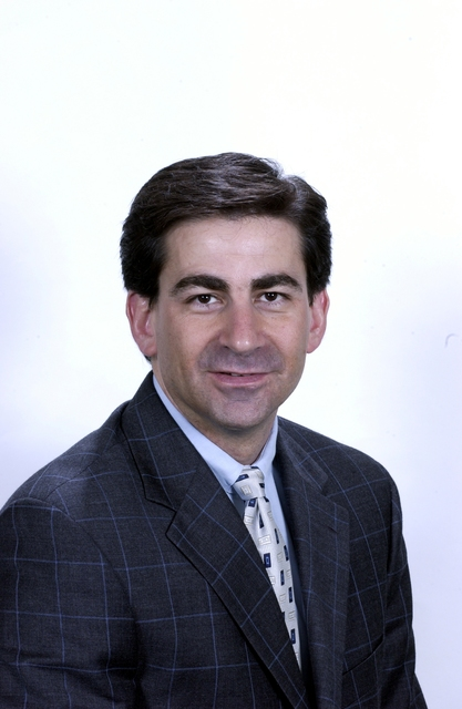Frank Jimenez, Official Portrait