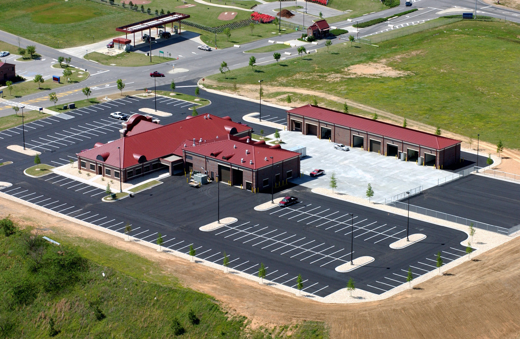 New Civil Engineer Compound at the 117th Civil Engineer