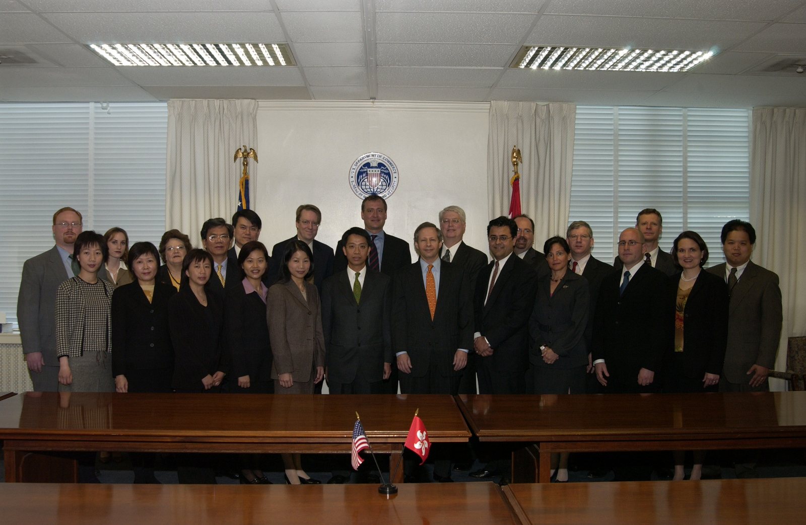 [Assignment: BIS_2003_8484_21] Bureau of Industry and Security - ANNUAL UNITED STATES and HONG KONG BILATERAL [40_CFD_BIS_2003_8484_21_DSC_0850.JPG]