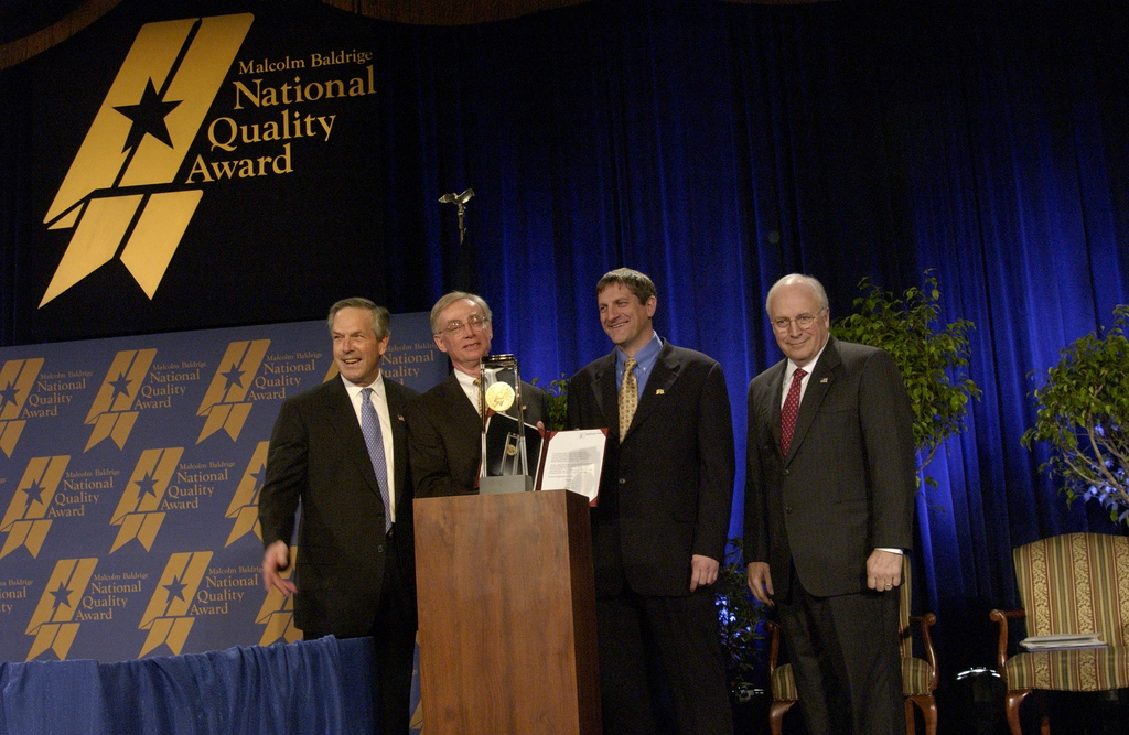 [Assignment: NIST_2003_2160_2] National Institute of Standards and Technology - BALDRIGE AWARD CEREMONY [40_CFD_NIST_2003_2160_2_DSC_0220.JPG]