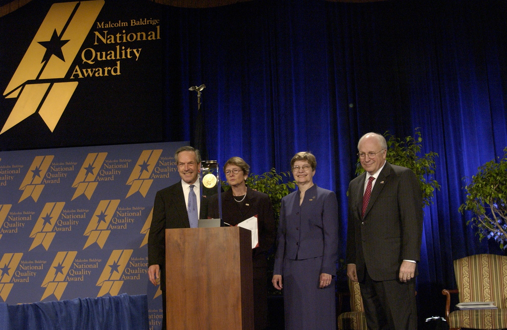 [Assignment: NIST_2003_2160_2] National Institute of Standards and Technology - BALDRIGE AWARD CEREMONY [40_CFD_NIST_2003_2160_2_DSC_0228.JPG]
