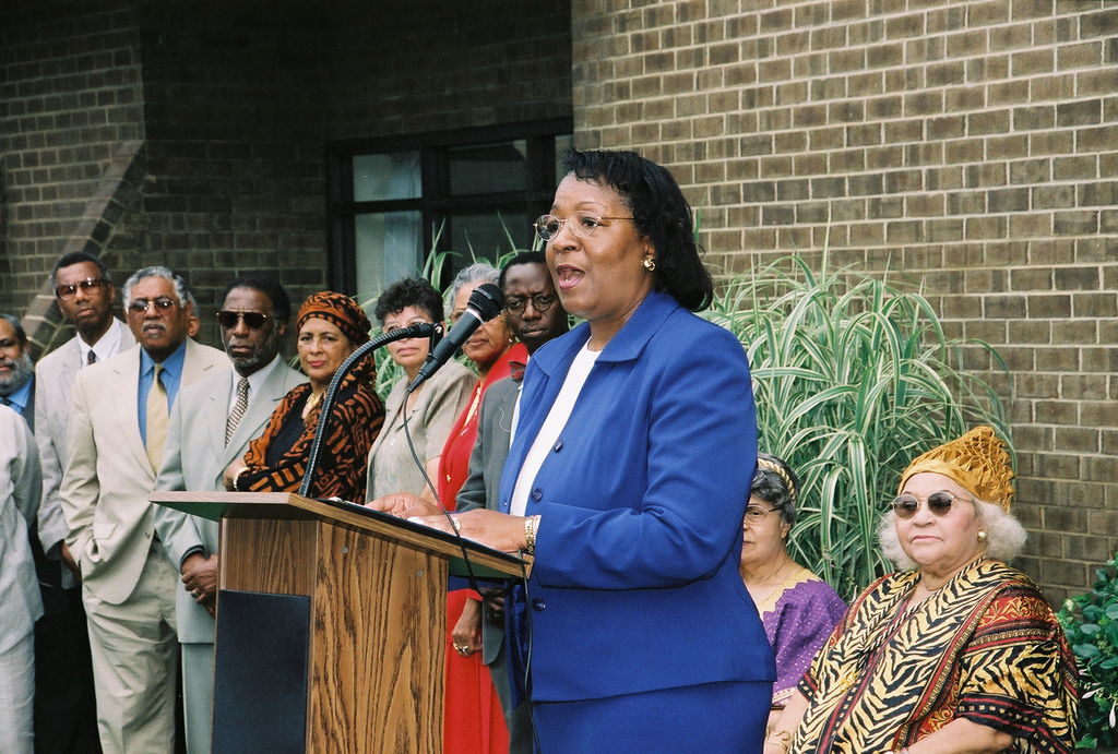 Fair Housing and Equal Opportunity Dedication Event