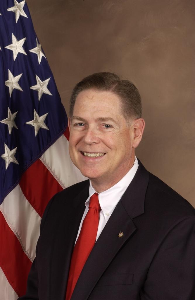 Stillman Knight, Jr., Official Portrait
