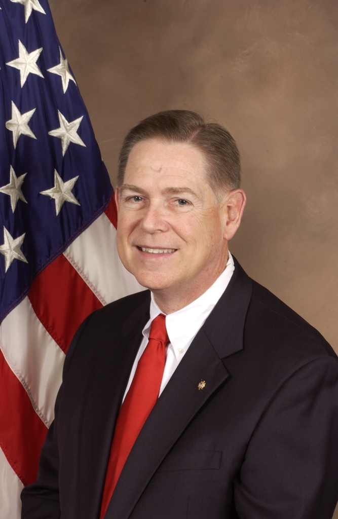 Stillman Knight, Jr., Official Portrait