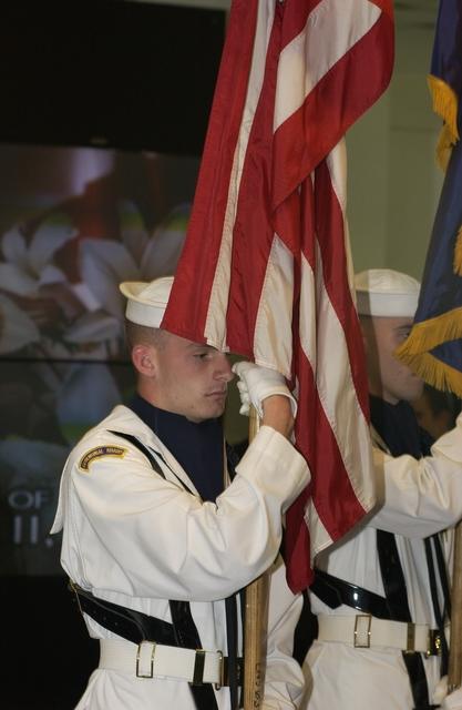 September 11, 2001 Remembrance Ceremony at HUD