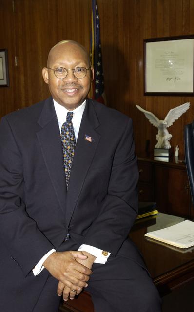 Deputy Secretary Alphonso Jackson, Informal Portraits