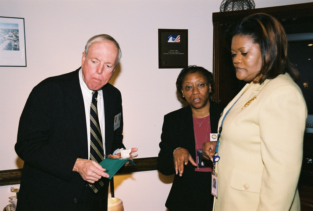 Office of Inspector General Open House Reception
