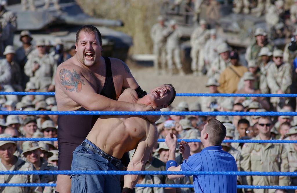 World Wrestling Entertainment Superstars The Big Show Paul Wight