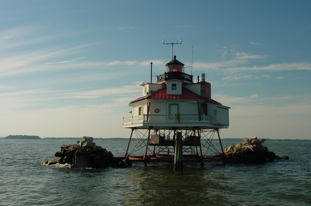 Annapolis, Chesapeake Bay, Lighthouses