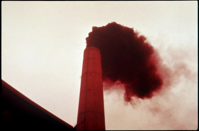 Library of Environmental Images, Office of Research and Development (ORD), September 1996 - Air - Incinerator stack emissions
