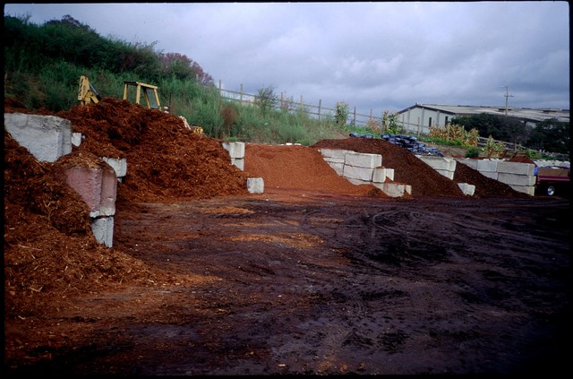 Library of Environmental Images, Office of Research and Development (ORD), September 1996 - Pollution Prevention - Various grades of compost (Marin County, CA)