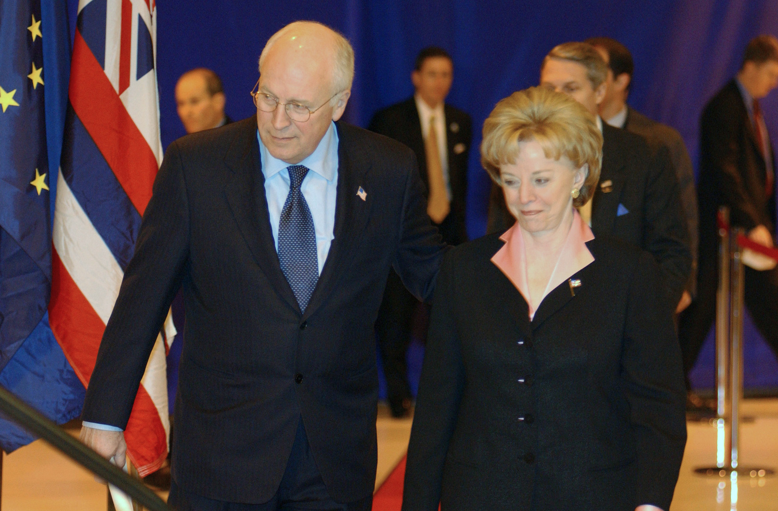 Cheney dick president us vice