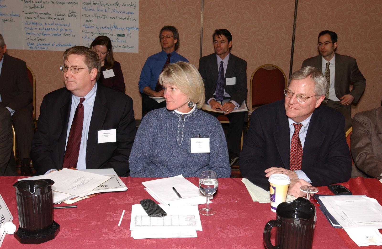 Mike Leavitt addresses National Association of Manufacturers