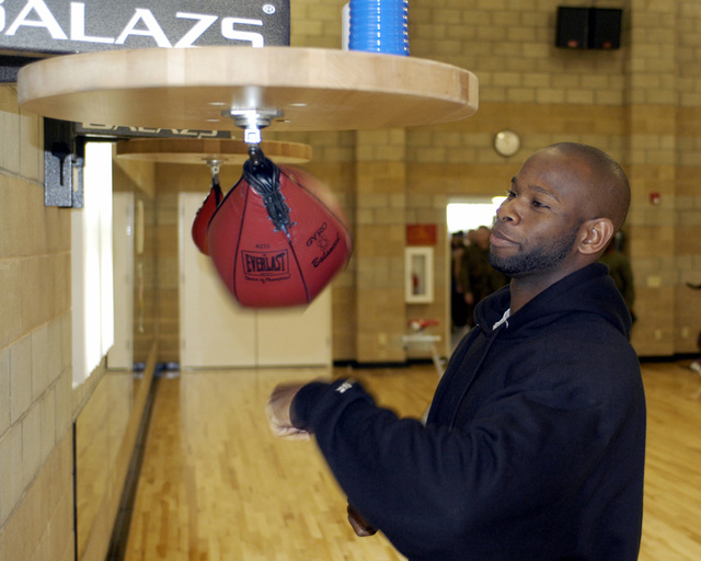 Personnel take advantage of the state of art fitness equipment inside the newly opened Semper Fit Field House at Marine Corps Base (MCB), Camp Pendleton, California (CA)