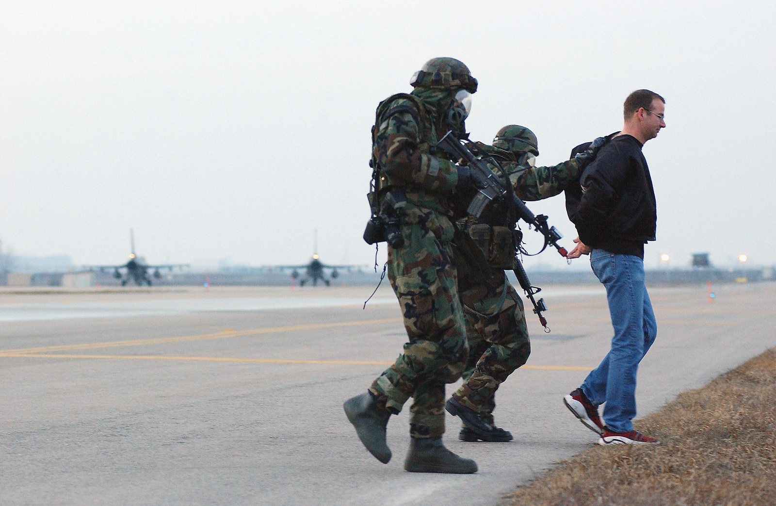 us air force civilian security forces