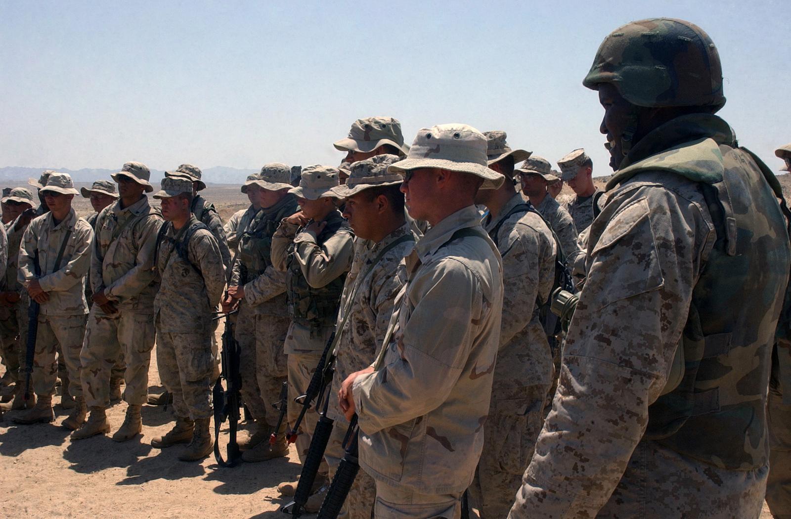 Us Marine Corps Usmc Marine Wing Support Squadron 373 Mwss 373