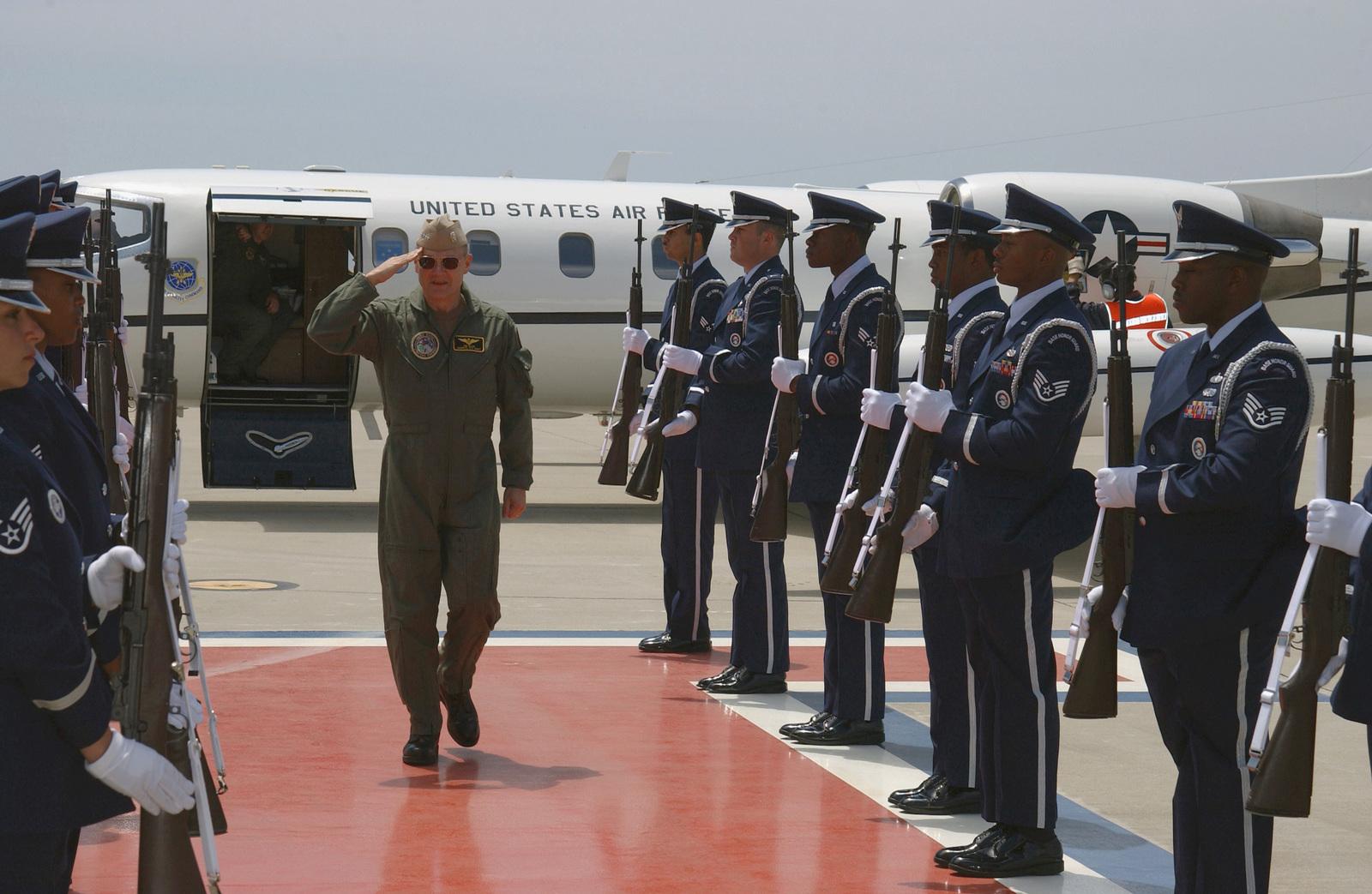 The Vandenberg Air Force Base (AFB), California (CA), honor