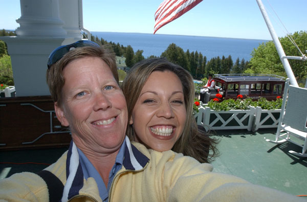 Visit by Secretary Gale Norton to Mackinac Island, Michigan for address on national energy issues to the Detroit Regional Chamber of Commerce's annual Mackinac Policy Conference at the Grand Hotel; and for tours of the environs