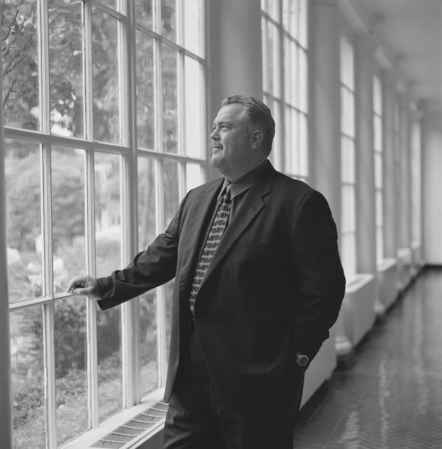 Portrait of Worthington White, White House Executive Residence Administrator