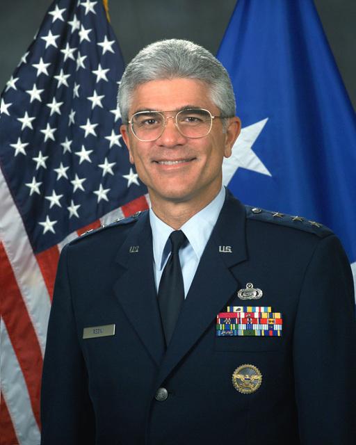 Official portrait: US Air Force (USAF) Lieutenant General (LGEN) John F. Regni, Commander, Air University, Maxwell Air Force Base (AFB), Alabama (AL) (uncovered