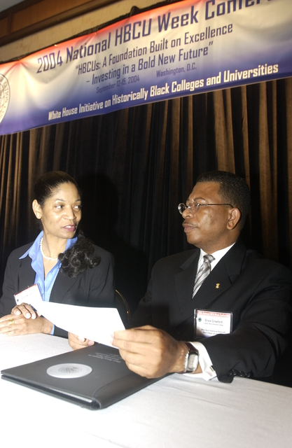 White House Initiatives on Historically Black Colleges and Universities Event