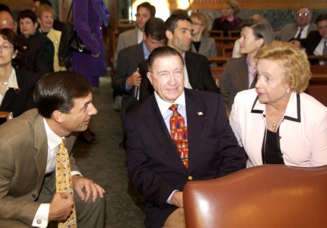 Senate Confirmation Hearing for Pamela Patenaude