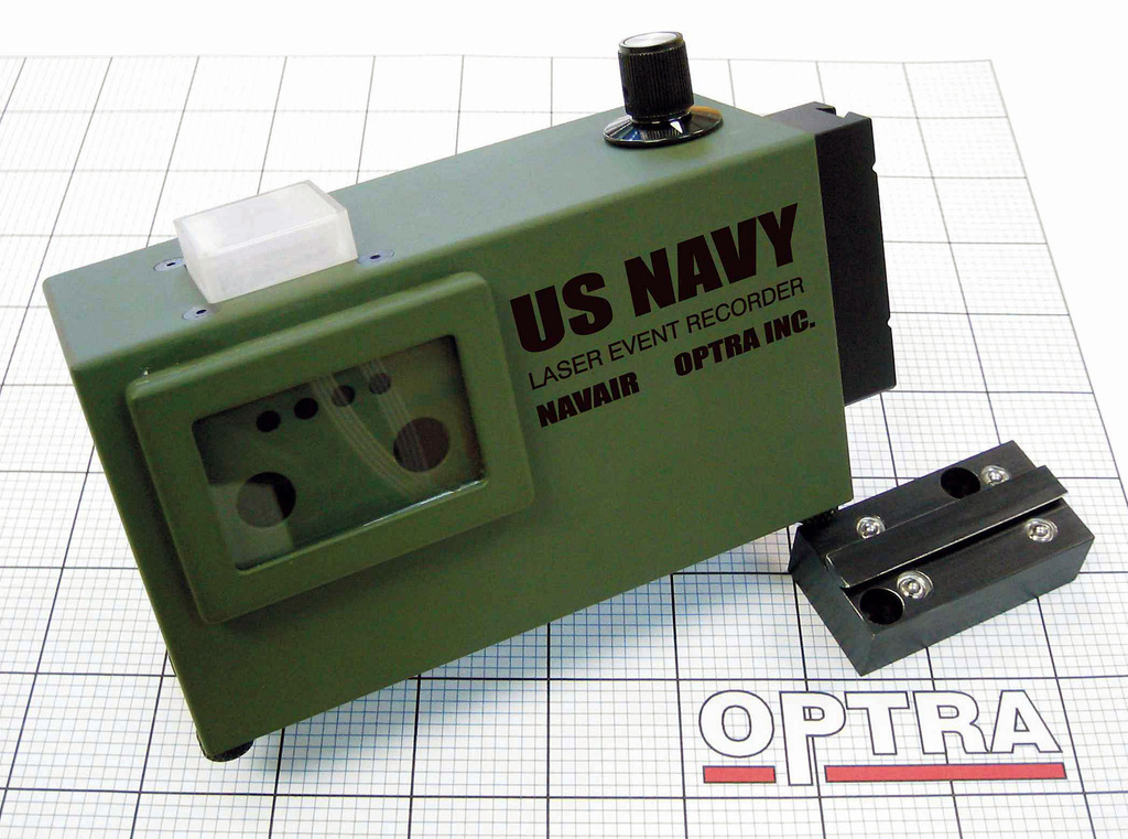 The Vision Laboratory located at Naval Air Systems Command (NAVAIR) onboard Naval Air Station (NAS) Patuxent River, Maryland (MD), developed the Laser Event Recorder (LER), a device that instantly warns aviators about laser radiation potentially hazardous to their eyesight. The LER gives simple feedback to the aircrew at the time of a laser event, and records detailed information onto a compact flash card for later analysis by intelligence officers, medical staff and aircrews. Sensors currently in use can't cover the complete range of laser threats, nor can they let aviators know whether or not a laser pointed in their direction is dangerous to eyesight