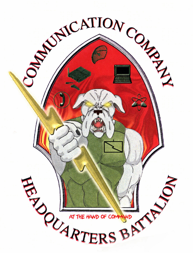 Official logo Communications Company, Headquarters ...
