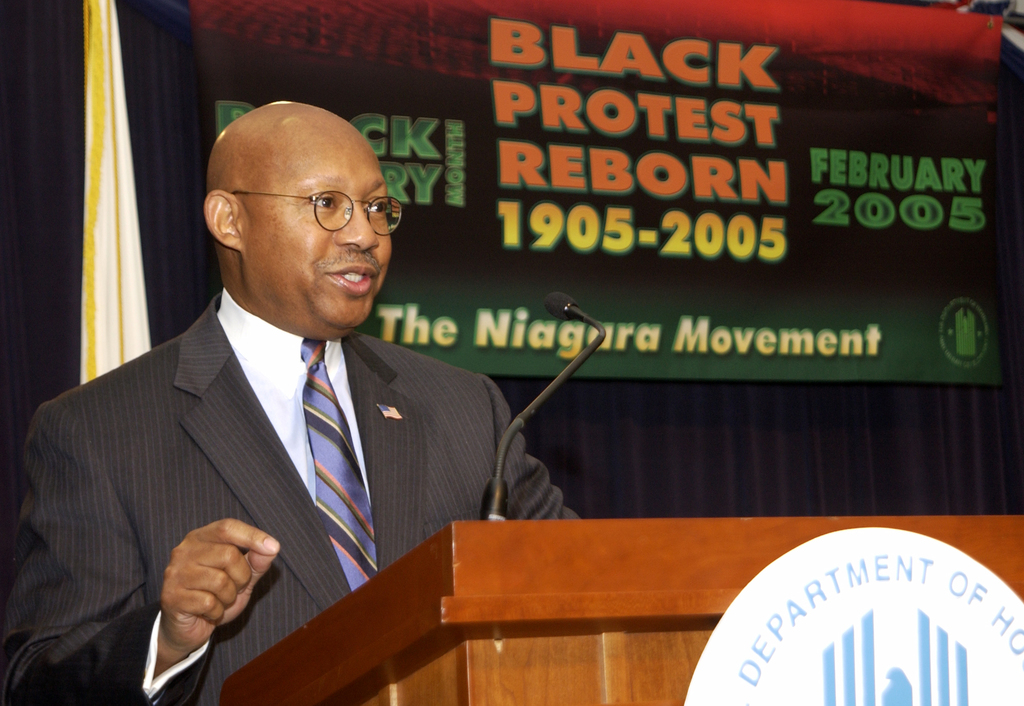 Courtland Milloy Speech at HUD for Black History Month