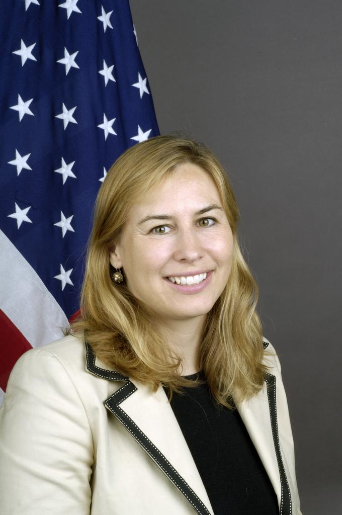 [Assignment: 59-CF-DS-21804-05] Official portrait of Molly Bordonaro, U.S. Ambassador-designate to Malta [Photographer: Staff Photo--State] [59-CF-DS-21804-05_DSC0075Bordonaro_Molly_fromTIFF.jpg]