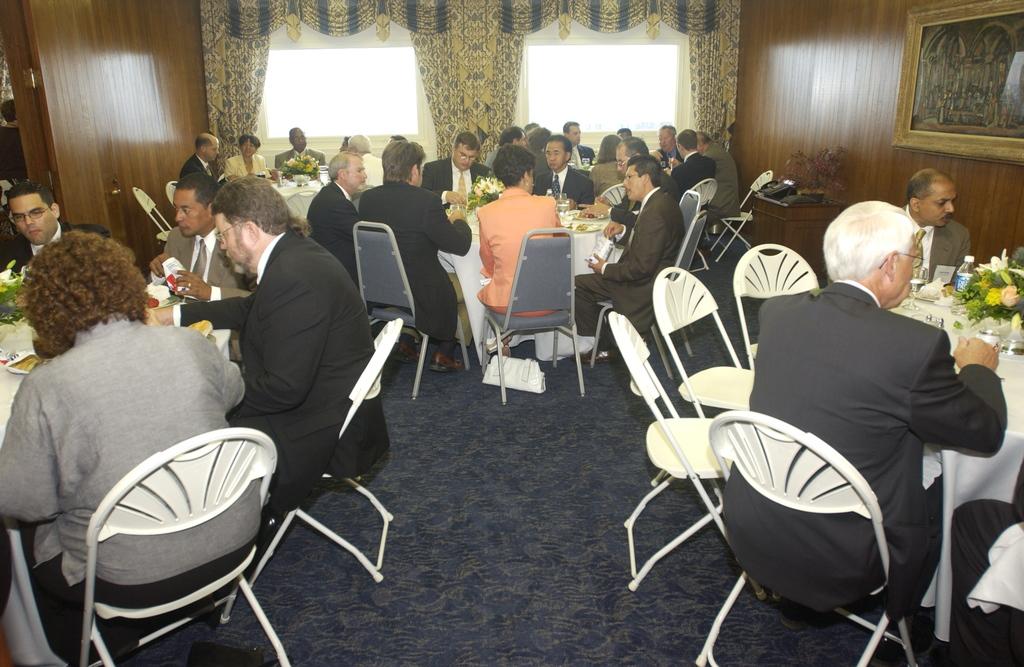 Robert Woodson Awards Event