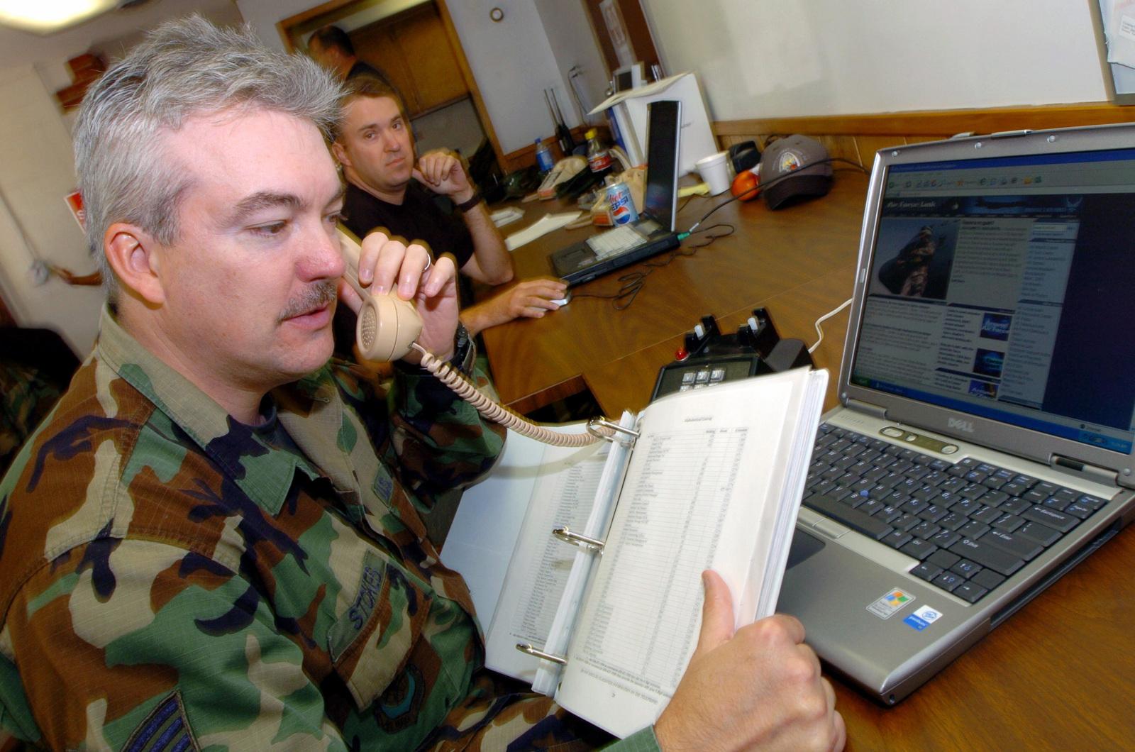 North Carolina Air National Guard (NCANG) Technical Sergeant