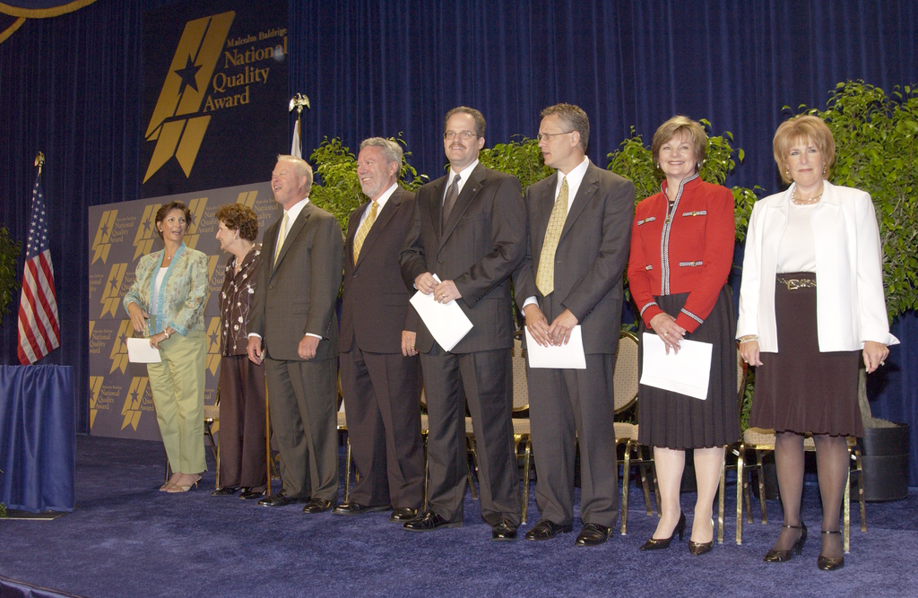 [Assignment: NIST_2005_2160_3] National Institute of Standards and Technology - Baldridge Award Ceremony [40_CFD_NIST_2005_2160_3_DSC_1167.JPG]