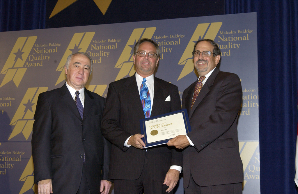 [Assignment: NIST_2005_2160_3] National Institute of Standards and Technology - Baldridge Award Ceremony [40_CFD_NIST_2005_2160_3_DSC_1319.JPG]
